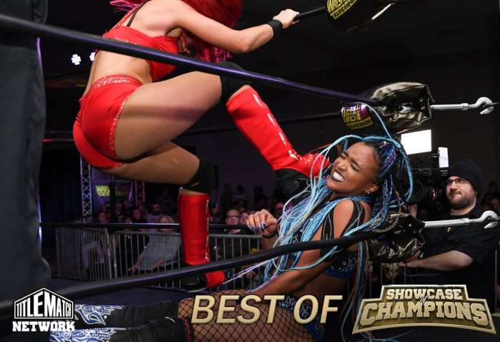 Best of Wrestlecade Showcase of Champions 1200x675 Women's Wrestling - Title Match Network YT