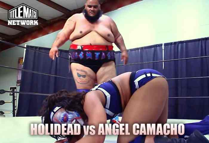 Holidead vs Angel Camacho Intergender Customs Mission Pro Wrestling JPG 1200x675