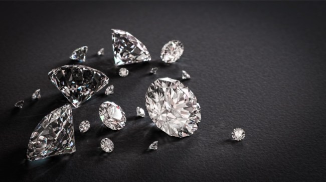 Diamonds are forever Title Sussex