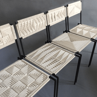 Woven-dining-chairs-by-www.pegwoodworking