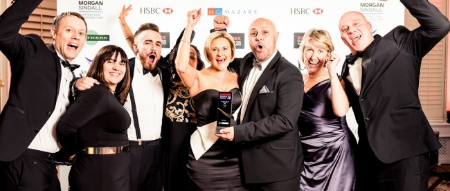Sussex Business Awards - Sussex Company of the Year - ILG Title Sussex Magazine www.titlesussex.co.uk