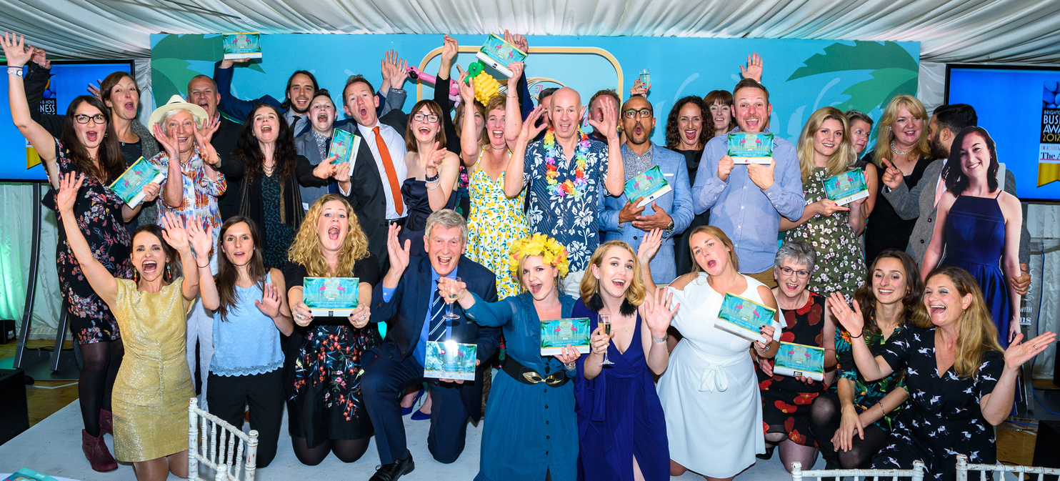 All the winners of the Brighton & Hove Business Awards 2017 by Julia Claxton