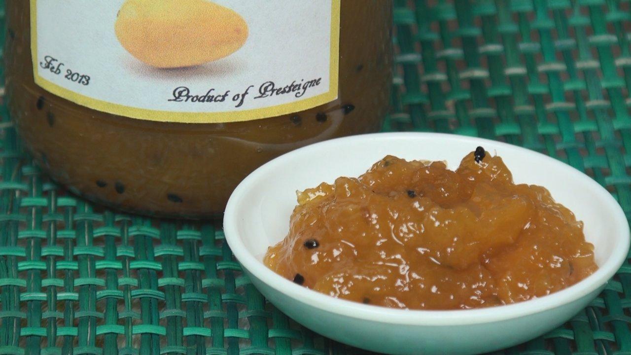 Spicy Garlic Pickle Recipe  Titlis Busy Kitchen