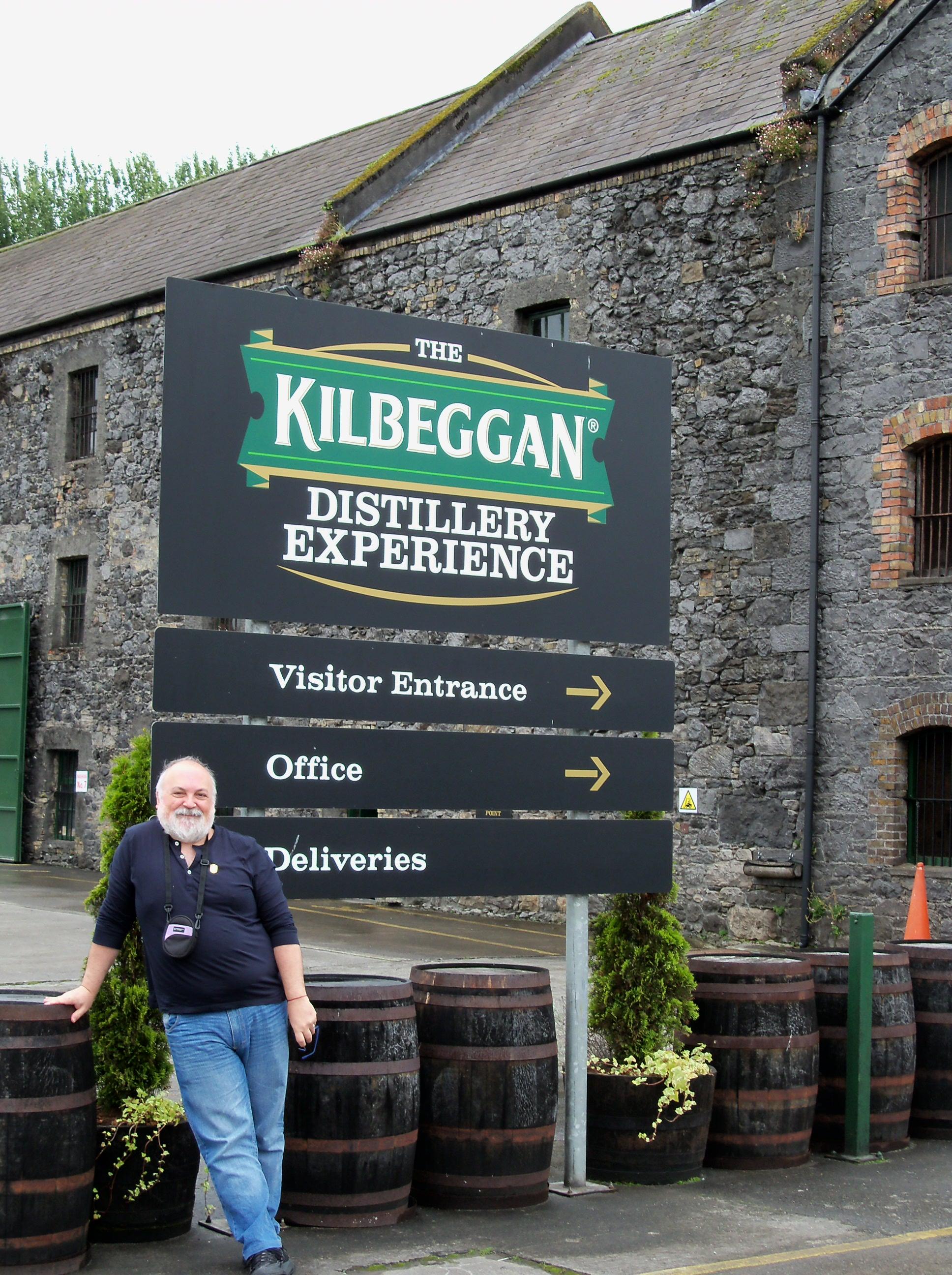 Destilería Kilbeggan