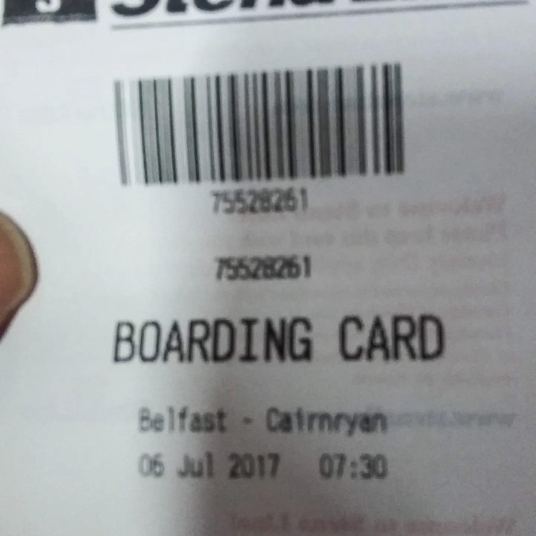 Tito en Belfast