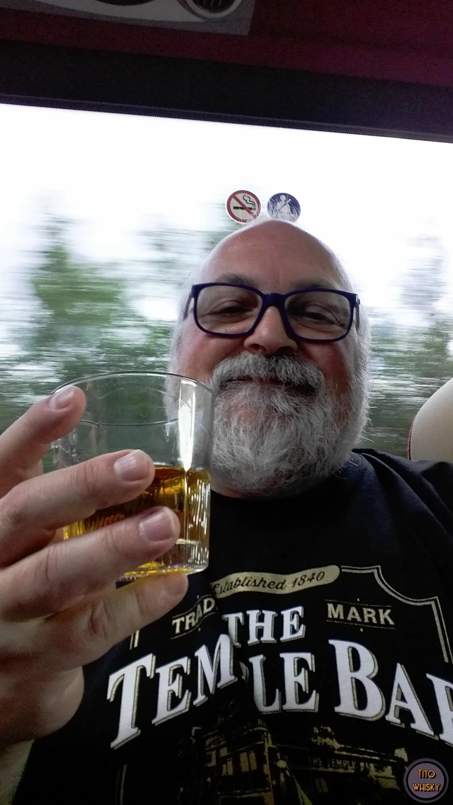 Whisky redbreast 21 años