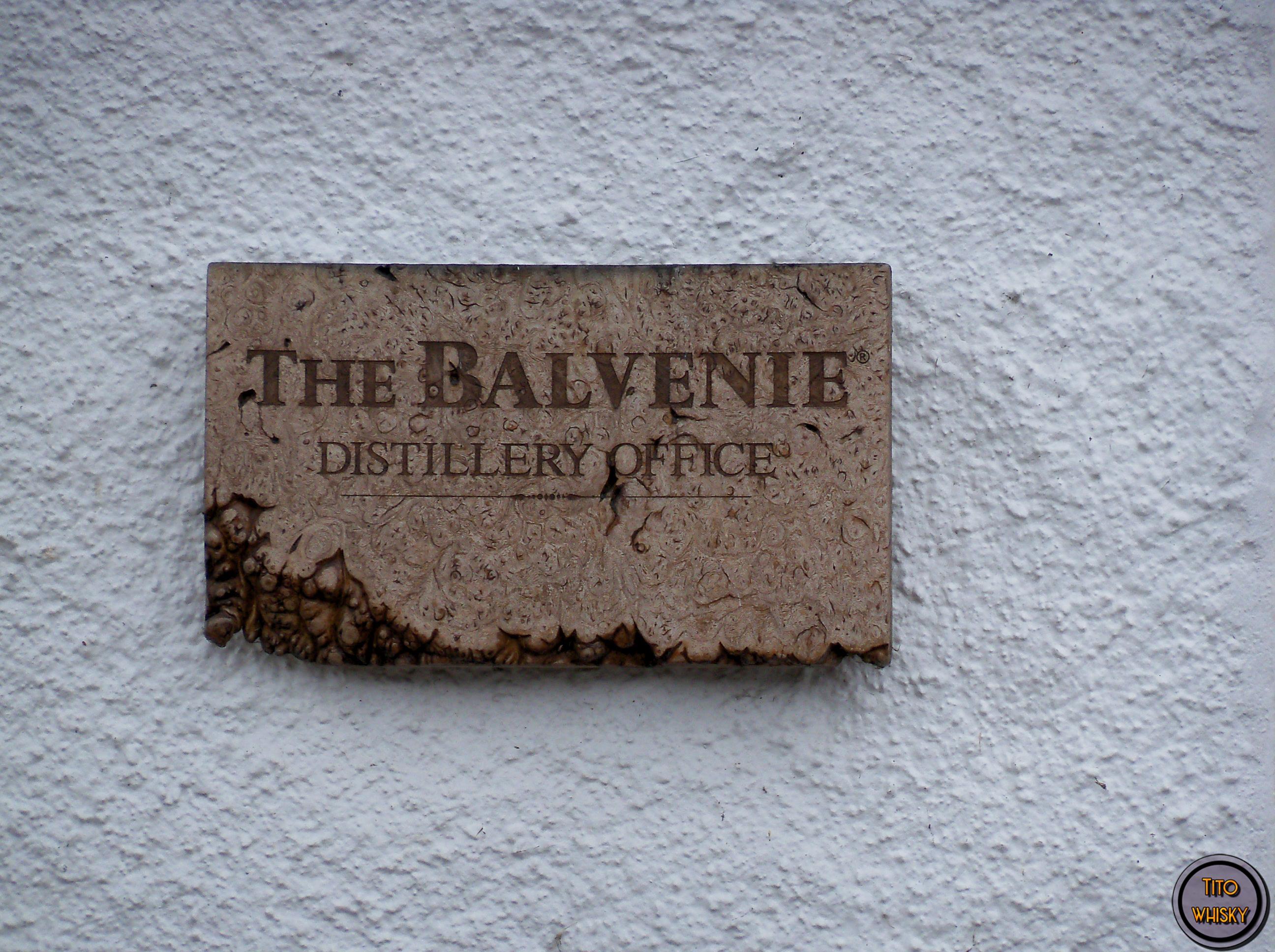 Destilería The Balvenie