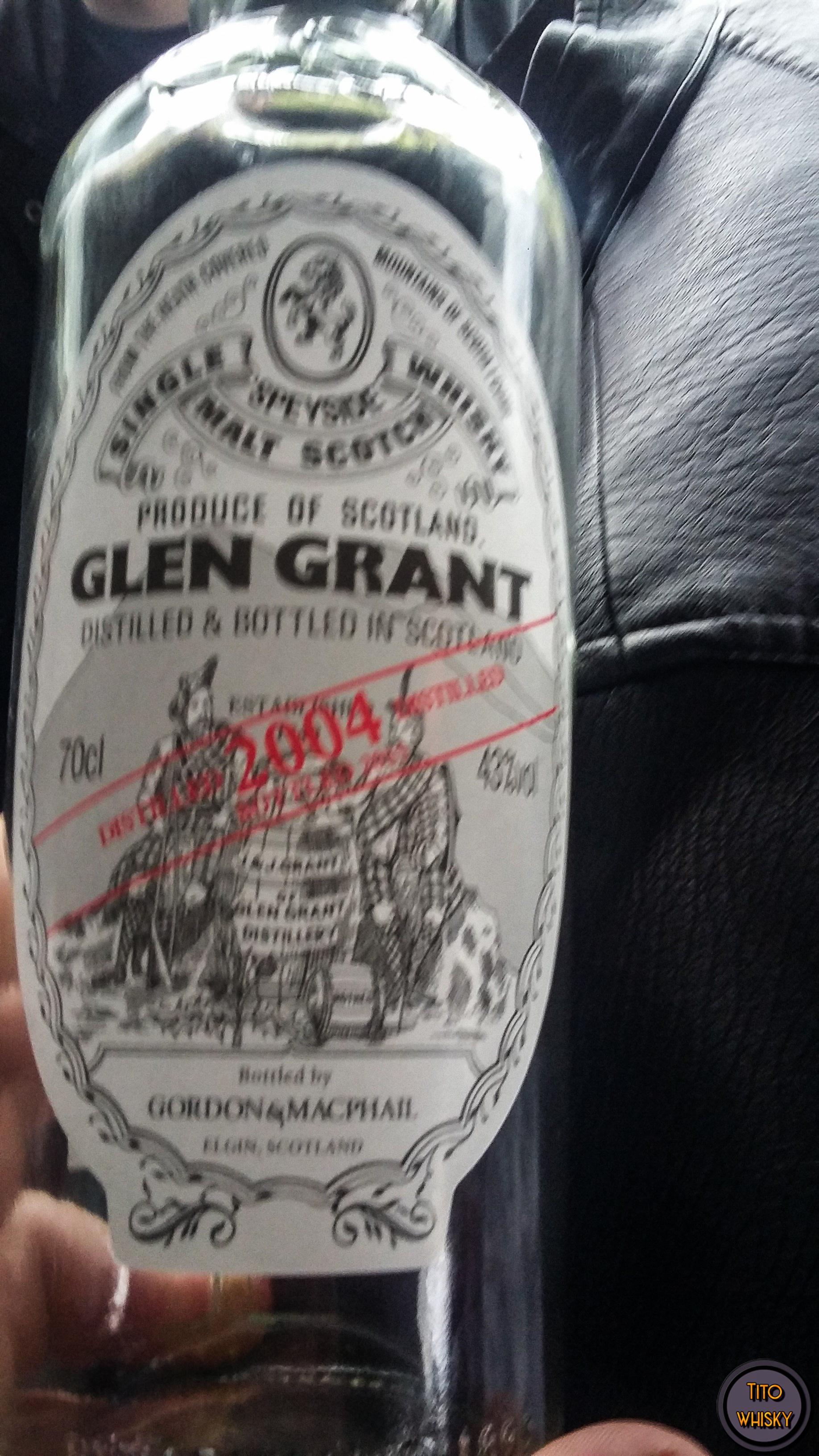 Whisky Glen Grant 2004