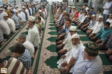 City of Gorgan, Iran; Sunni Muslims in the Central Sunni Masque. Photo By Mohammad Mahdi Amya