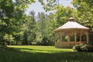 Saint Mary's University, Halifax Outdoor learning pavilion on campus.