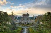 Royal Roads University, Victoria Hatley Castle at Royal Roads University.