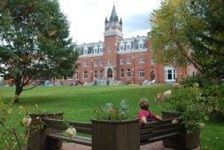 Bishop's University, Sherbrooke, Que.