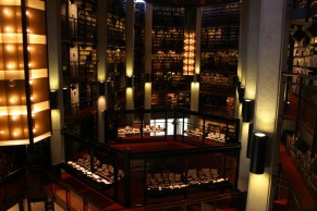 University Of Toronto Thomas Fisher Rare Book Library