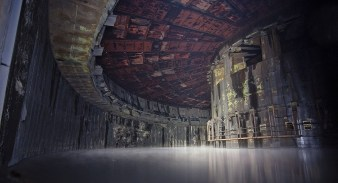 An Abandoned Rocket Factory - Russia