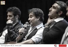 پژمان جمشیدی، پیمان قاسمخانی و محسن چگینی