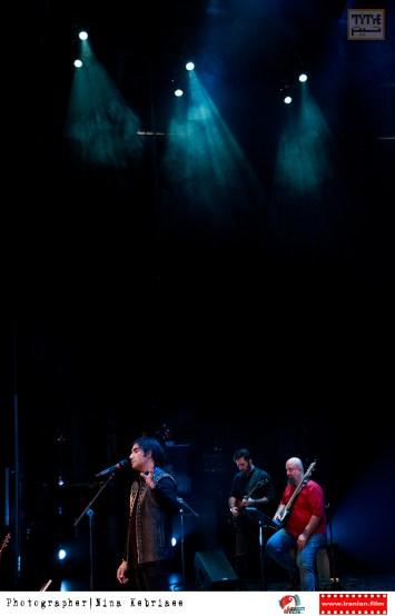 کنسرت رضا یزدانی در تورنتو