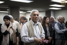 نمایشگاه کتاب تهران بدون سانسور حسن زرهی، سردبیر نشریه شهروند