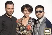 سیاوش صدر مهدوی - سارا احمدیه - نیما احمدیه ، گروه موسیقی Rhythm & Vibes