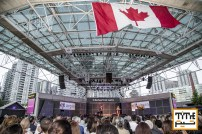 جشنواره تیرگان در تورنتو - عکس از نینا کبریایی