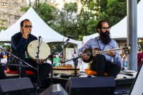 Araz Salek, Taar Player performing at Tirgan Festival 2017. Harbourfront Center, Toronto