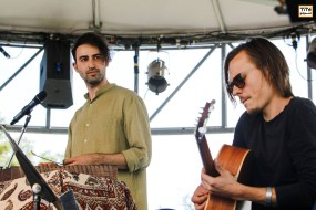 Sina Bataei, Iranian musician is performing at Tirgan Festival 2017 . Harbourfront Center, Toronto