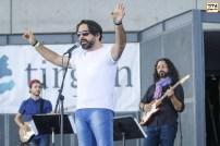 Persis band at Tirgan Festival 2017 . Harbourfront Center, Toronto