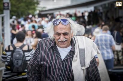 Soleiman Vaseghi (SOli); Iranian Pop and Folk singer. Tirgan Festival 2017