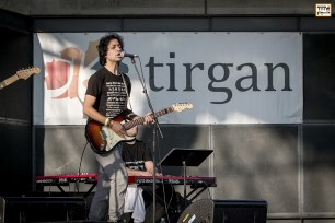 Kiosk Band at Tirgan Festival 2017 . Harbourfront Center, Toronto