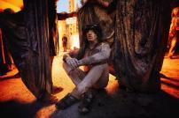 مراسم عاشورا در خرم اباد- عکس از: پویان طباطبایی