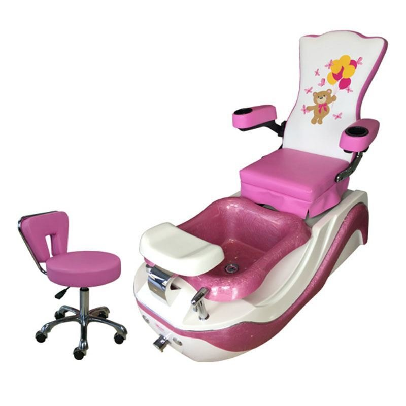 child pedicure chair reconditioned office chairs psa ibear kid spa tittac with stool
