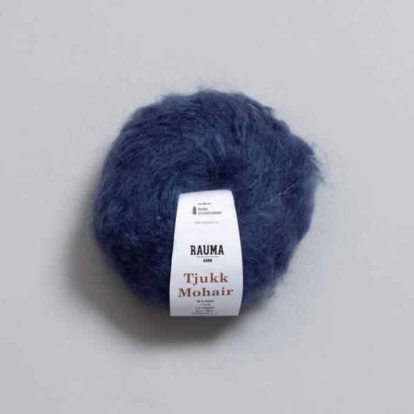Kjøp Rauma Tjukk Mohair Garn 153
