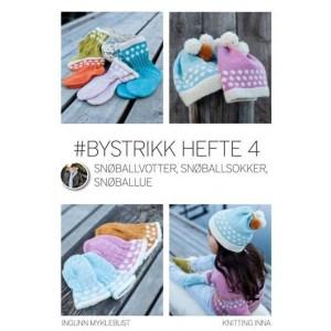 kjøp BYSTRIKK HEFTE 4 fra knitting inna hos titt inn garn her