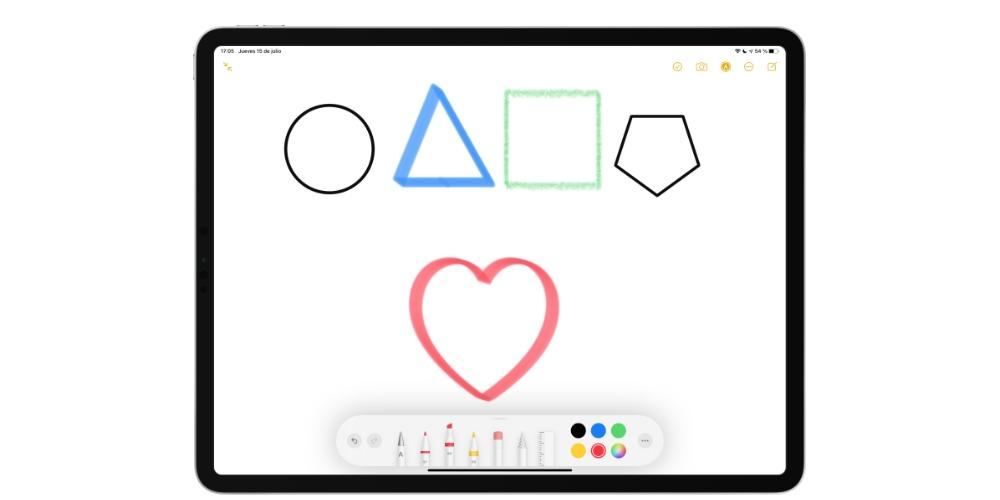 Cómo crear y editar en Notas de Apple desde iPhone, iPad y
