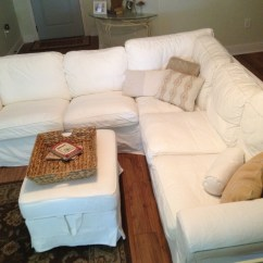Old Ikea Chair Covers Swivel With Ottoman Ektorp Sofa Review Part 2 Follow Up Titus Work