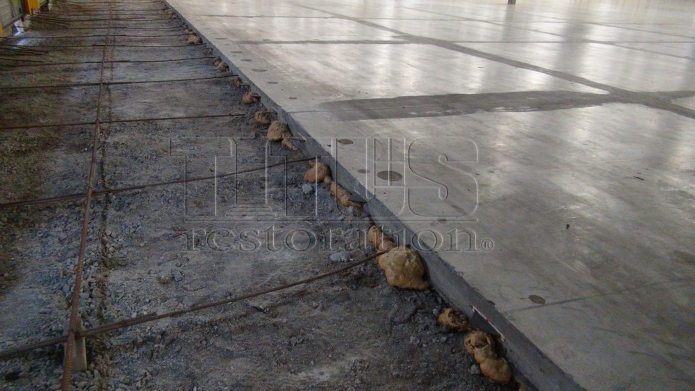 Common Industrial Concrete Floor Problems  Floor Flatness