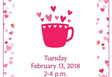 February Tea at Union Library