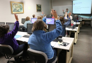 Basic Computer Skills Class