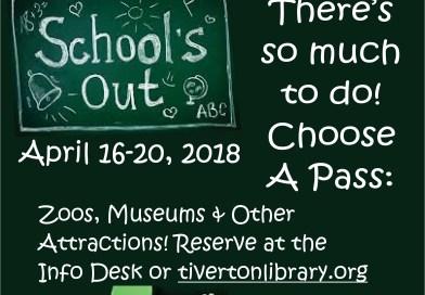 April Break – Museum Passes