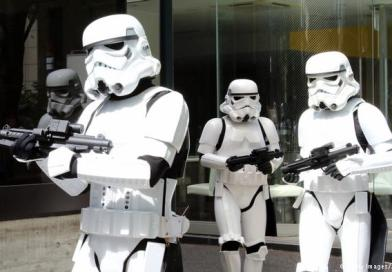 Storm Troopers are coming to the Library