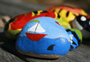 Pebble Painting Party