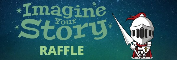 imagine your story raffle text with knight