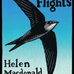 esper Flights: New and Collected Essays by Helen Macdonald, bird in the sky