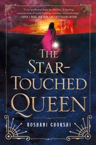 the star touched queen book cover