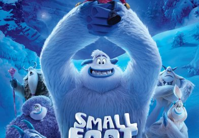 small foot movie poster