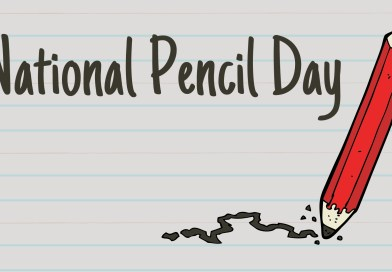 national pencil day a pencil