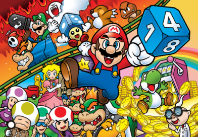 mario party poster