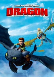 movie poster how to train your dragon