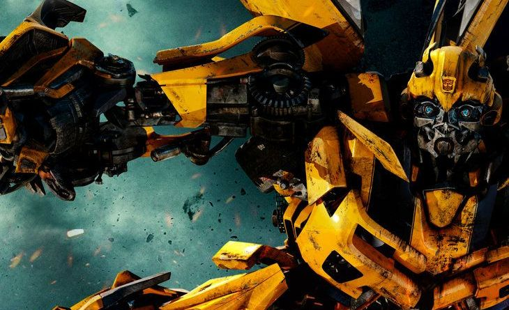 bumblebee movie poster