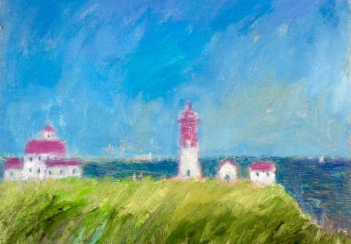 Painting Landscapes: a Class with John Irwin