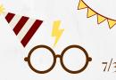 Harry Potter Birthday Experience